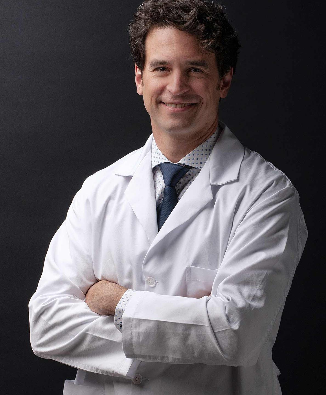 Retrato de Dr. José Rey
